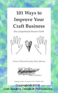 101 Ways to Improve Your Craft Business Cover