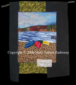 Lake George Small Quilt
