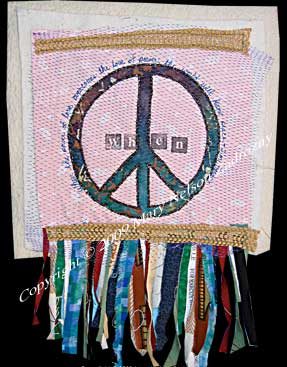 Peace When Quilt