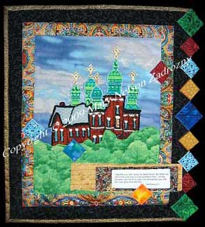 St John's of Tipp Hill Quilt